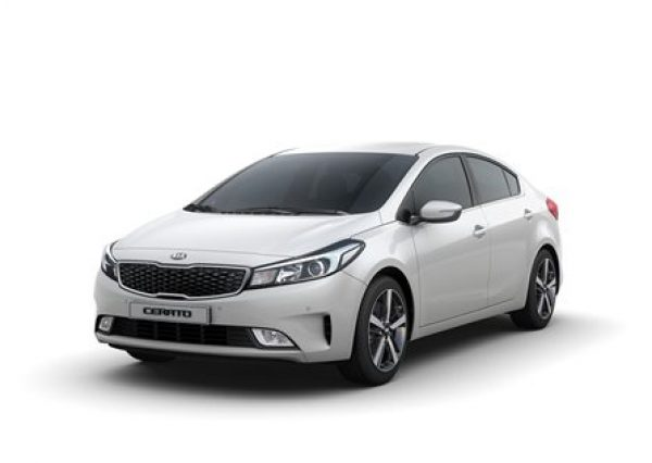 rental car kia cerato 2018 baku